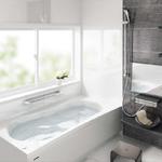 FRPの浴槽は格安な上に丈夫!色あせだけが難点な素材です