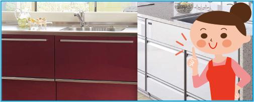 キッチンはステンレスとホーローどちらが向いているの?機能を比較するとステンレスが最適!?