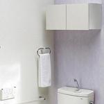 トイレも収納を考えてリフォームしよう!吊戸棚の設置がおすすめ