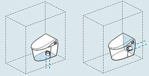 便器の排水形式によってはトイレのリフォーム時に配管工事が必要な事も!