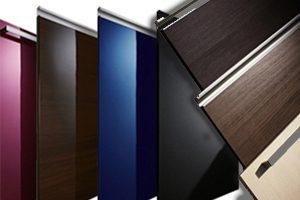 ラクエラは扉の色や柄、取っ手の種類が豊富!おしゃれな奥様も満足なデザインを選べます