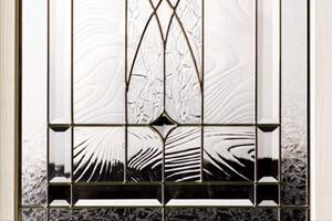 イメージに合わせて6種類から選べる「ガラス」はどれも美しい!