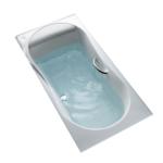 ハイバック浴槽