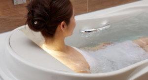 スパージュの肩湯