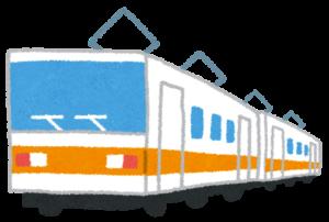 津田沼からの通勤